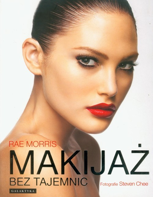 okładka Makijaż bez tajemnicksiążka      Morris Rae