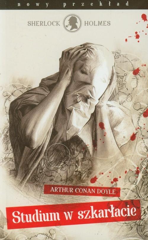 okładka Studium w szkarłacieksiążka |  | Arthur Conan Doyle