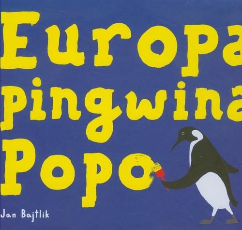 okładka Europa pingwina Popoksiążka |  | Bajtlik Jan