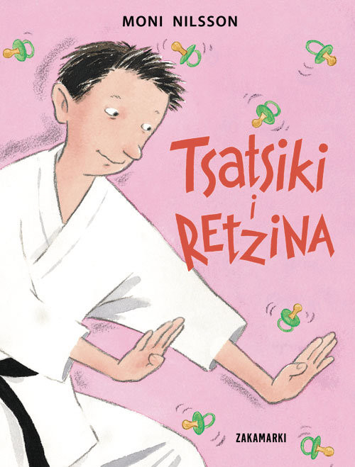 okładka Tsatsiki i Retzinaksiążka |  | Nilsson Moni