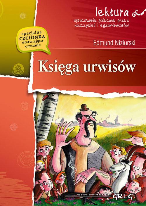 okładka Księga urwisówksiążka      Niziurski Edmund