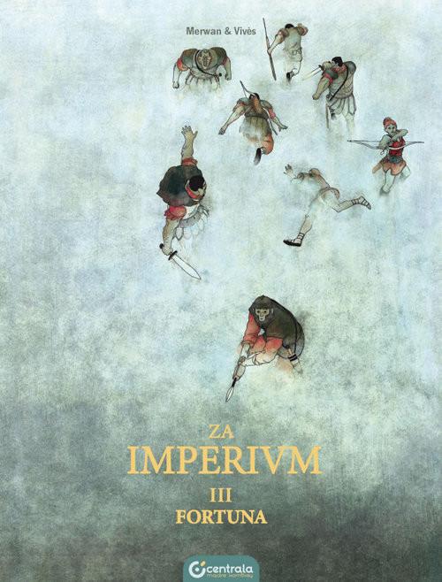 okładka Za imperium III Fortunaksiążka     