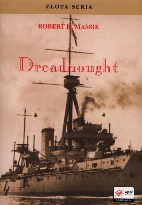 okładka Dreadnought Tom 1 i 2książka      Robert K. Massie