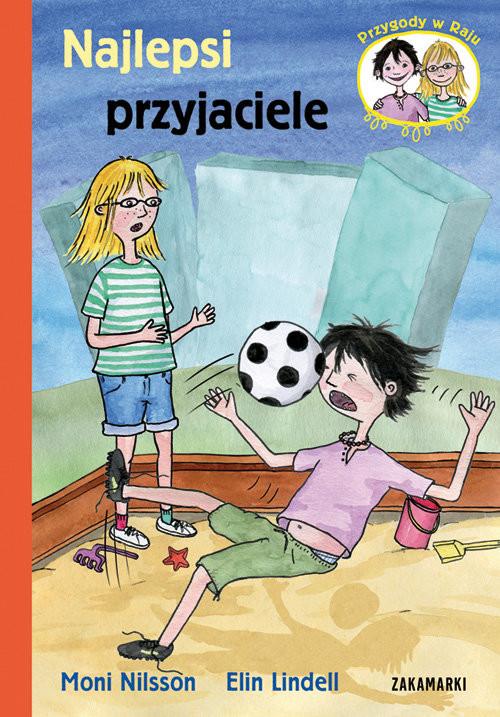 okładka Najlepsi przyjacieleksiążka |  | Nilsson Moni