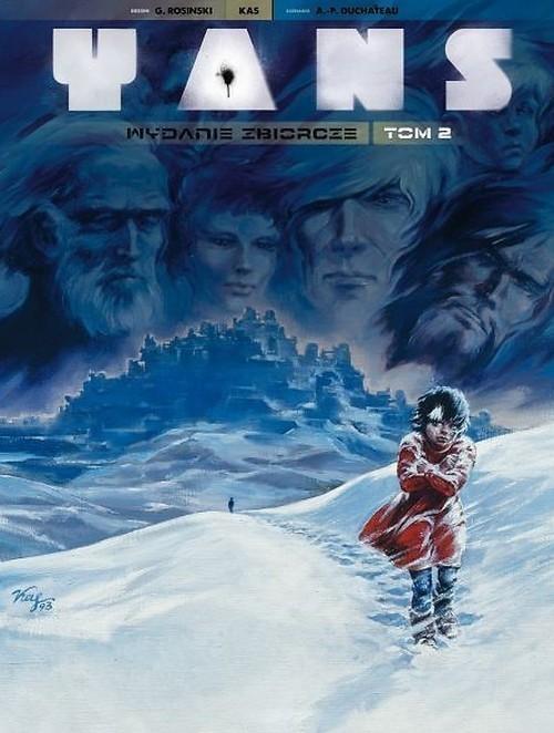 okładka Yans Tom 2książka |  | Duchateau Andre-Paul