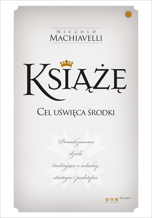 okładka Książęksiążka |  | Niccolò  Machiavelli