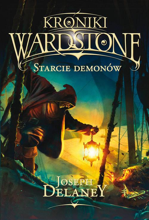 okładka Starcie demonów, Książka | Joseph Delaney