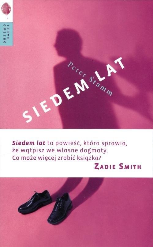 okładka Siedem latksiążka      Peter Stamm