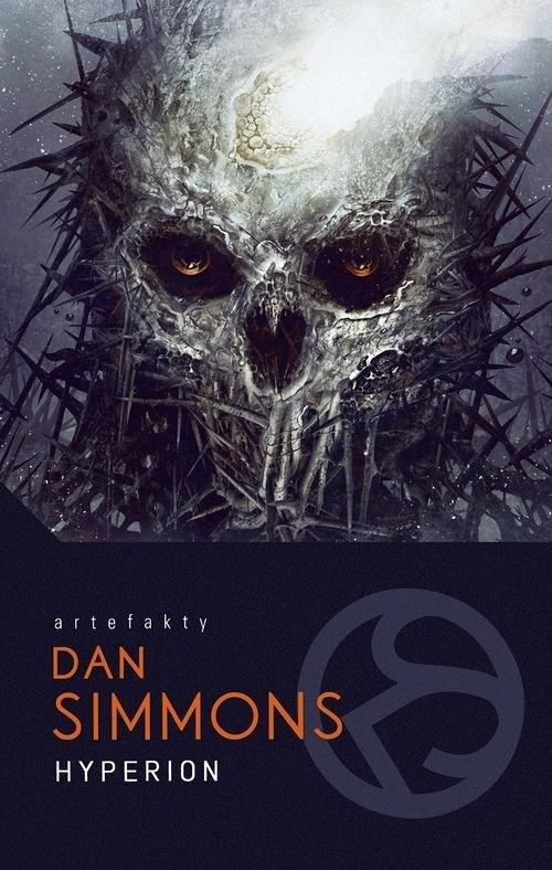 okładka Hyperionksiążka |  | Dan Simmons, Wojciech Szypuła