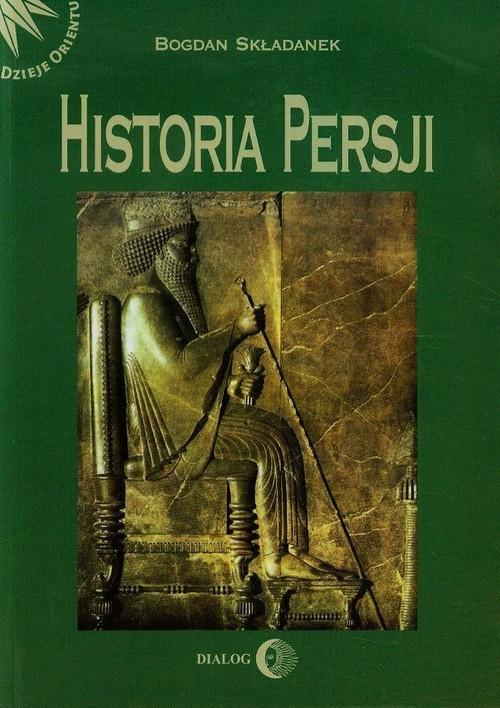 okładka Historia Persji Tom 1książka |  | Bogdan  Składanek