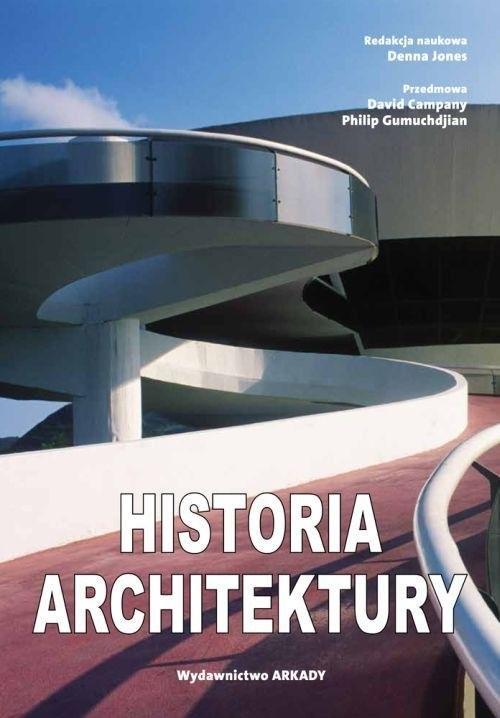 okładka Historia architekturyksiążka      Praca Zbiorowa