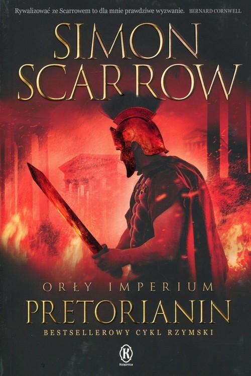 okładka Orły imperium 11 Pretorianinksiążka      Simon Scarrow