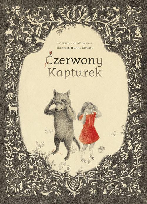 okładka Czerwony Kapturekksiążka |  | Wilhelm Grimm, Jakub Grimm