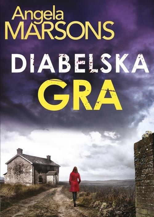 okładka Diabelska graksiążka |  | Angela Marsons