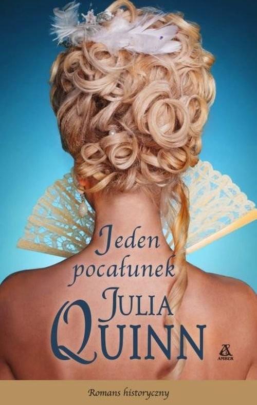 okładka Jeden pocałunekksiążka      Julia Quinn