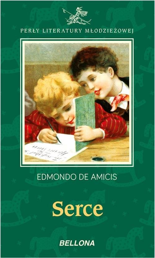 okładka Serceksiążka |  | Amicis Edmund de