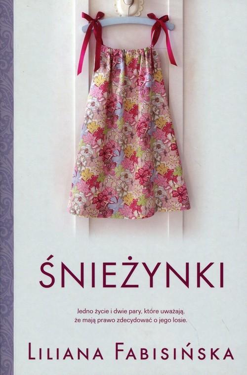 okładka Śnieżynkiksiążka |  | Liliana Fabisińska
