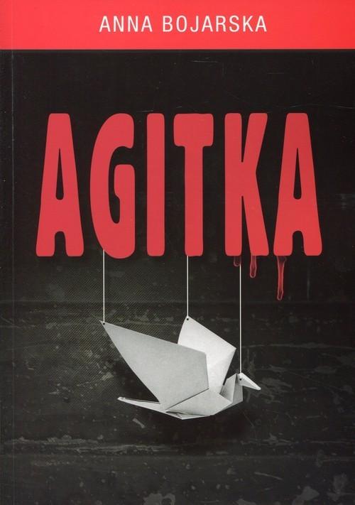 okładka Agitkaksiążka      Bojarska Anna