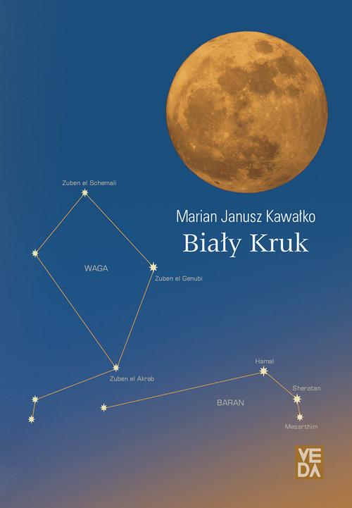 okładka Biały Krukksiążka |  | Marian Janusz Kawałko
