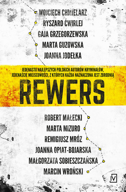 okładka Rewersksiążka |  | Ryszard Ćwirlej, Gaja Grzegorzewska, Marta Guzowska