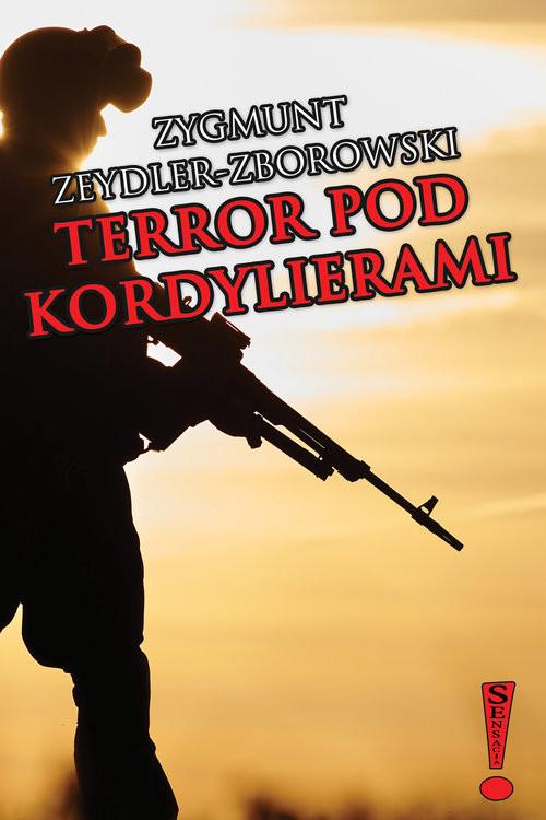 okładka Terror pod Kordylieramiksiążka      Zygmunt Zeydler-Zborowski