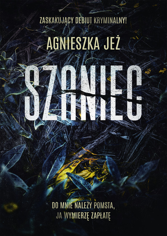 okładka Szaniecebook | epub, mobi | Agnieszka Jeż