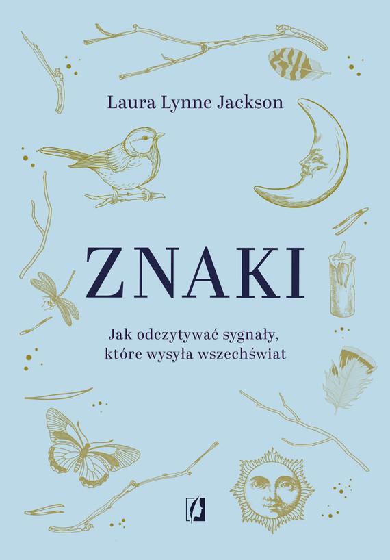 okładka Znakiebook   epub, mobi   Laura Lynne Jackson