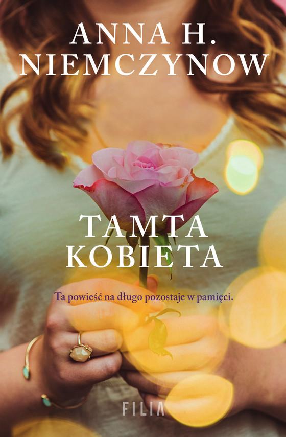 okładka Tamta kobietaebook | epub, mobi | Anna H. Niemczynow