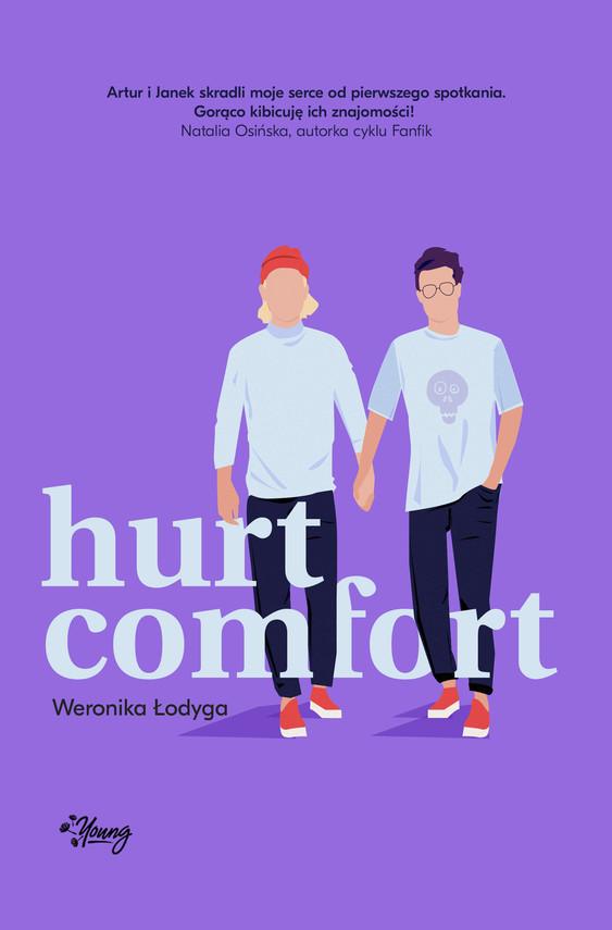 okładka Hurt/Comfortebook | epub, mobi | Weronika Łodyga
