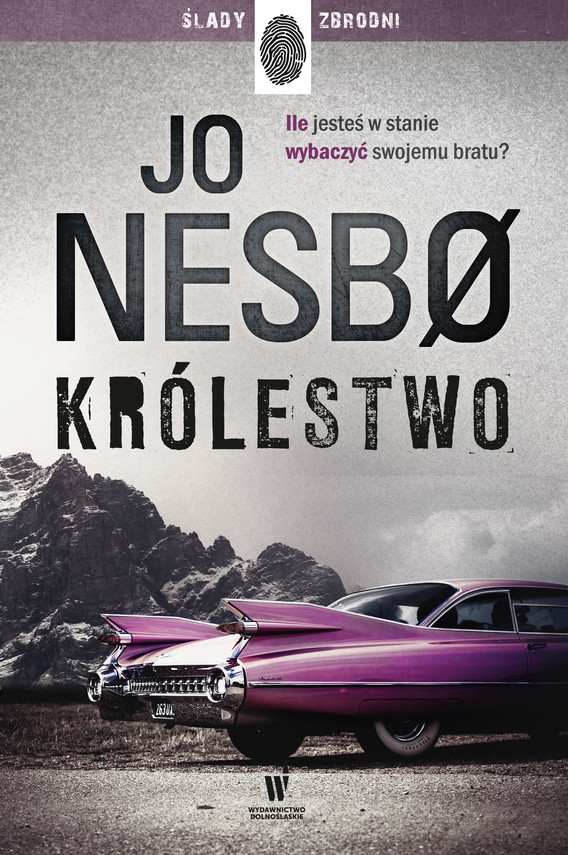 okładka Królestwoebook | epub, mobi | Jo Nesbø