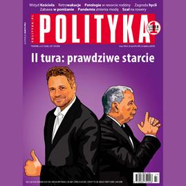 okładka AudioPolityka Nr 27 z 1 lipca 2020 rokuaudiobook | MP3 | Polityka