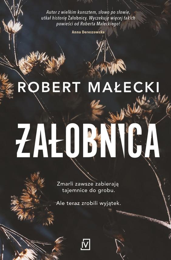 okładka Żałobnicaksiążka     