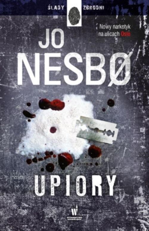 okładka Upioryksiążka      Jo Nesbo