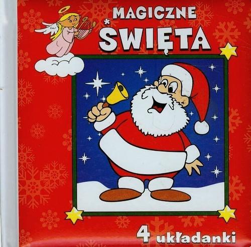 okładka Magiczne Święta 4 układankiksiążka |  | Urszula Kozłowska