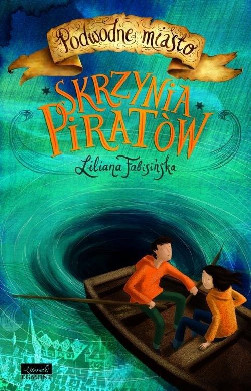 okładka Skrzynia piratówksiążka |  | Liliana Fabisińska