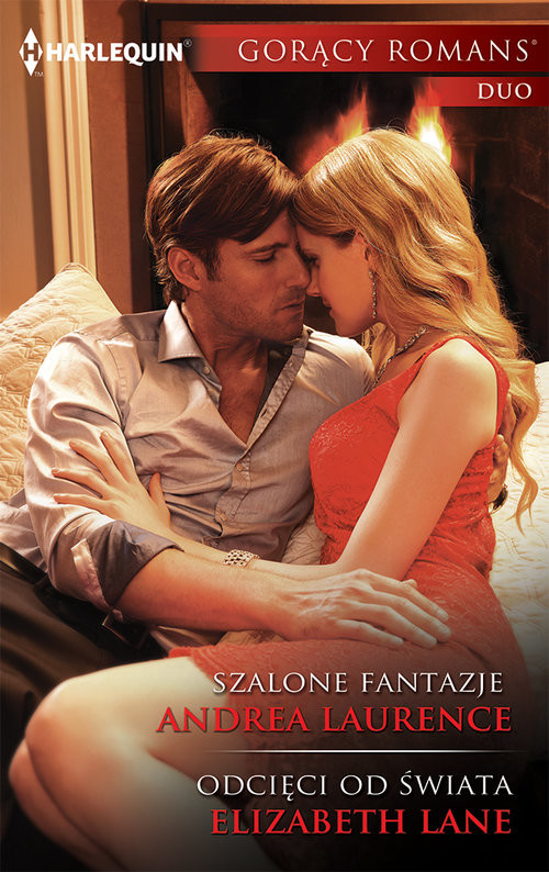 okładka Szalone fantazje Odcięci od świata, Książka | Andrea Laurence, Elizabeth Lane