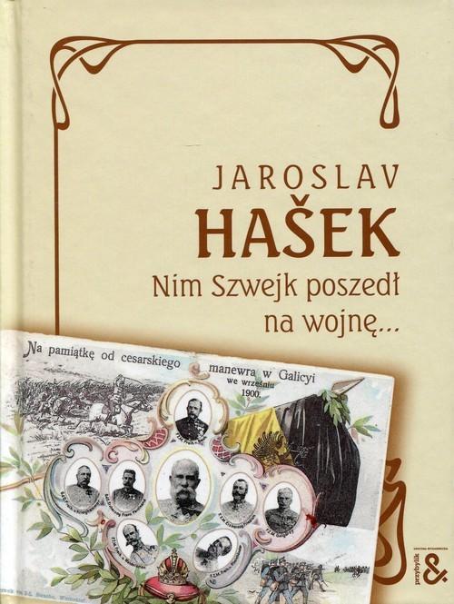 okładka Nim Szwejk poszedł na wojnęksiążka      Jaroslav  Hašek