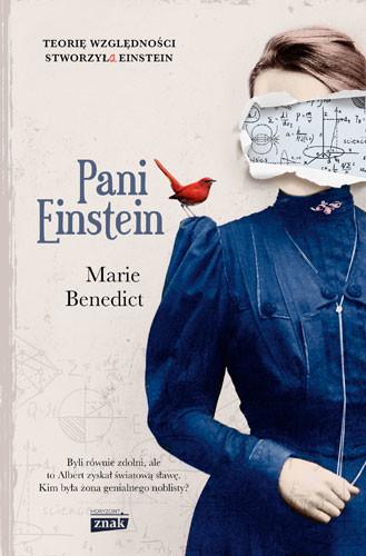 okładka Pani Einsteinksiążka |  | Marie Benedict