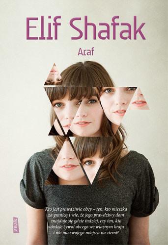 okładka ARAFksiążka |  | Elif Shafak