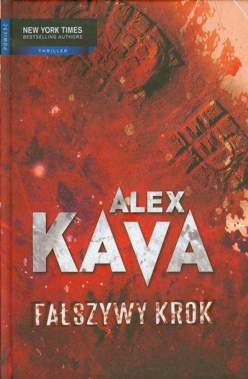 okładka Fałszywy krokksiążka |  | Alex Kava
