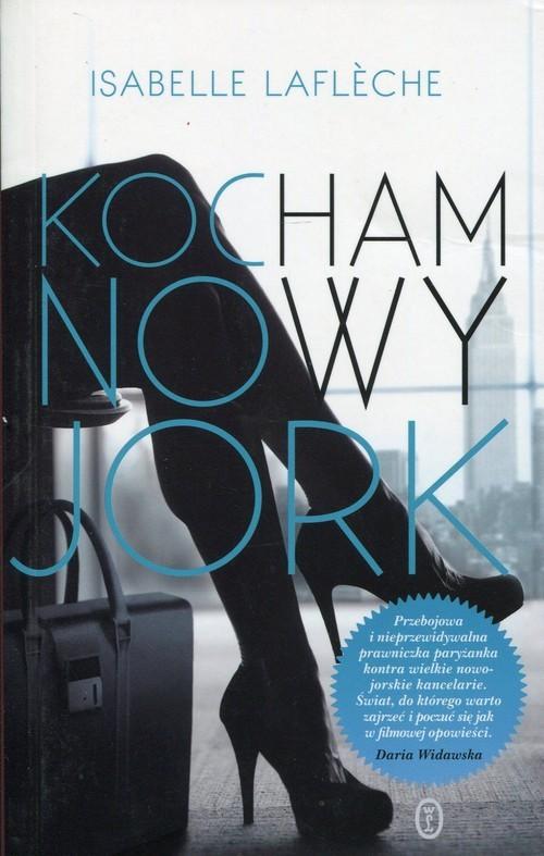 okładka Kocham Nowy Jorkksiążka |  | Isabelle Lafléche