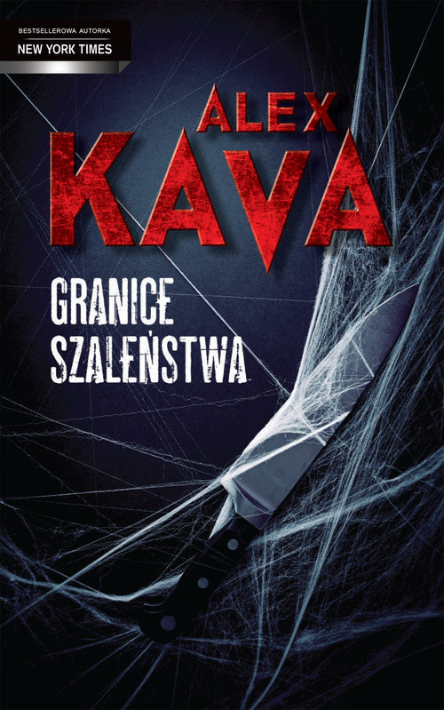 okładka Granice szaleństwaksiążka |  | Alex Kava