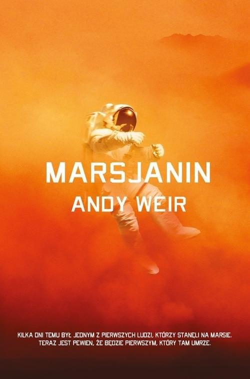 okładka Marsjaninksiążka      Andy  Weir