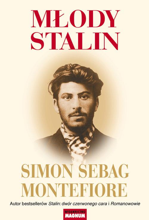 okładka Młody Stalinksiążka |  | Simon Sebag Montefiore