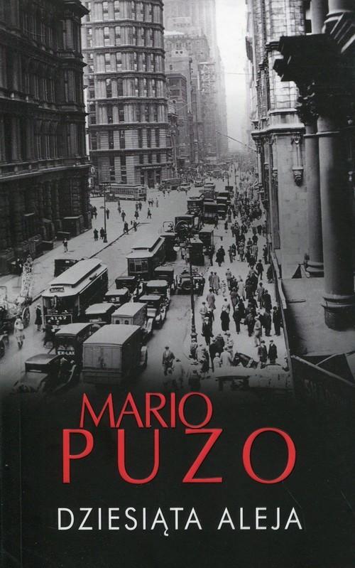 okładka Dziesiąta alejaksiążka |  | Mario Puzo