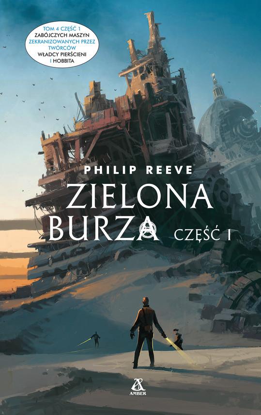 okładka Zielona Burza cz. 1ebook | epub, mobi | Reeve Philip