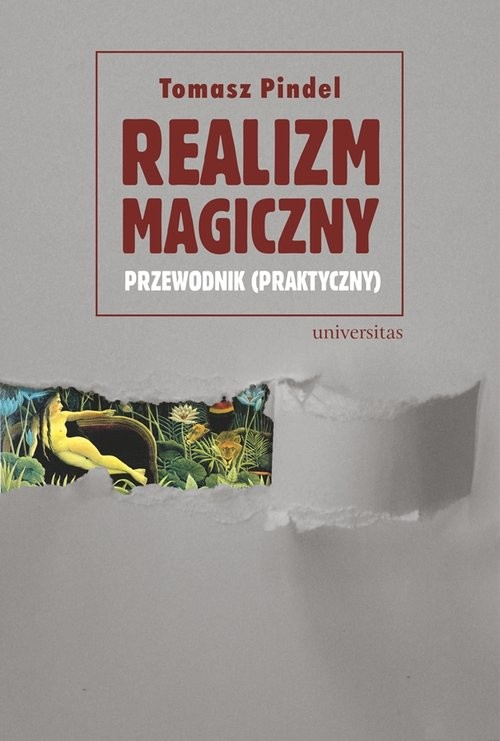 okładka Realizm magiczny Przewodnik (praktyczny)książka |  | Tomasz Pindel