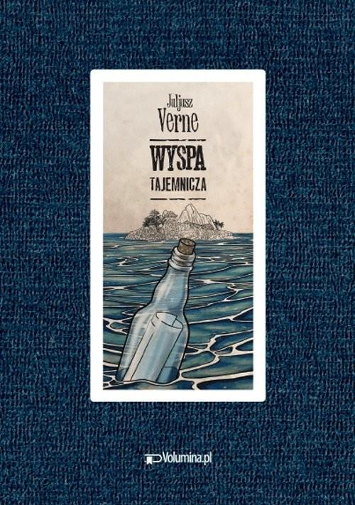 okładka Tajemnicza wyspaksiążka |  | Juliusz Verne
