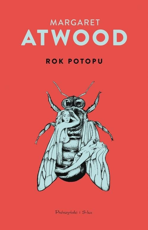 okładka Rok Potopuksiążka      Margaret Atwood