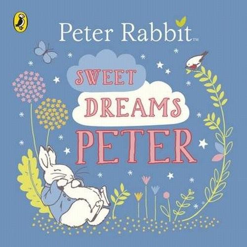okładka Sweet Dreams Peter Rabbitksiążka |  |